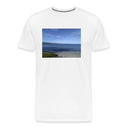 Dreambigworkhard - Men's Premium T-Shirt