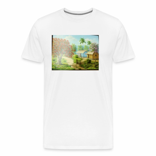 Country Side - Men's Premium T-Shirt