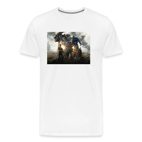 transformers 4 age of extinction - Men's Premium T-Shirt
