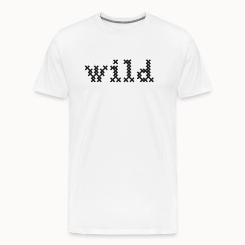 Wild - Men's Premium T-Shirt