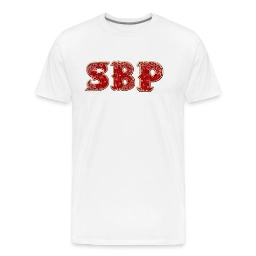 SBP STRICTLY BUSINESS PRODUCTIONS DESIGN BY CON - Men's Premium T-Shirt
