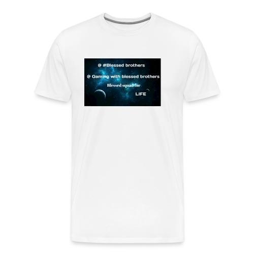My channels - Men's Premium T-Shirt