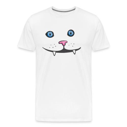 Happy Cat Kawaii - Men's Premium T-Shirt