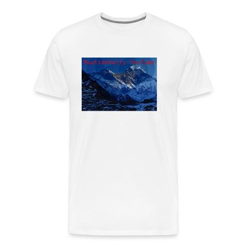 Bandana - Men's Premium T-Shirt