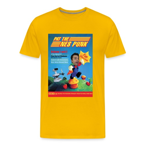 Front cover only large jpg - Men's Premium T-Shirt