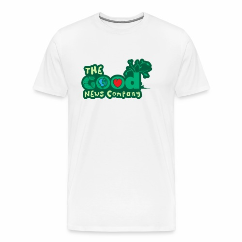 The GOOD News logo - Men's Premium T-Shirt