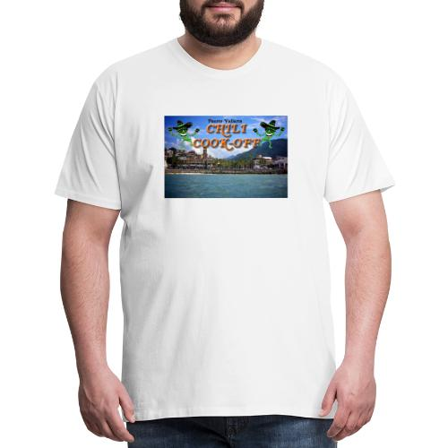 Puerto Vallarta From the Sea - Men's Premium T-Shirt