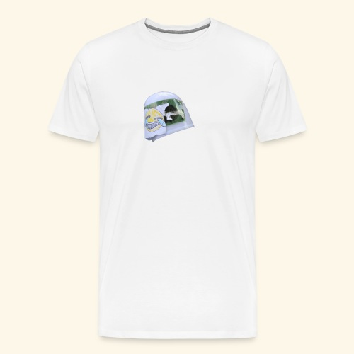 אלוהים - Men's Premium T-Shirt