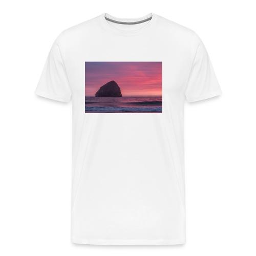 Pacific City OG - Men's Premium T-Shirt