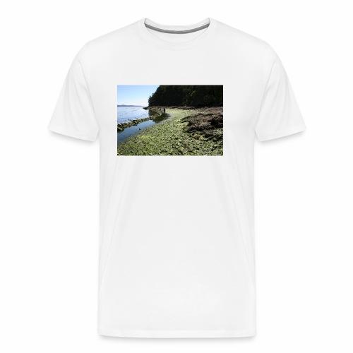Russell Island Clam Garden - Men's Premium T-Shirt