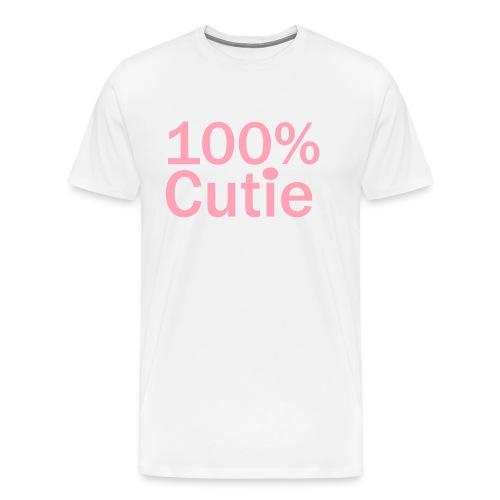 100cutie - Men's Premium T-Shirt
