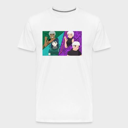 moha_team - Men's Premium T-Shirt