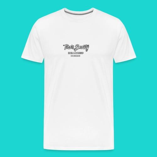Tina's Beauty - Men's Premium T-Shirt