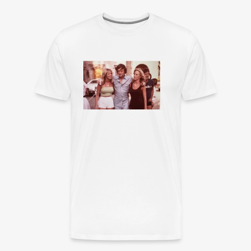 Hugh Hefner - Men's Premium T-Shirt