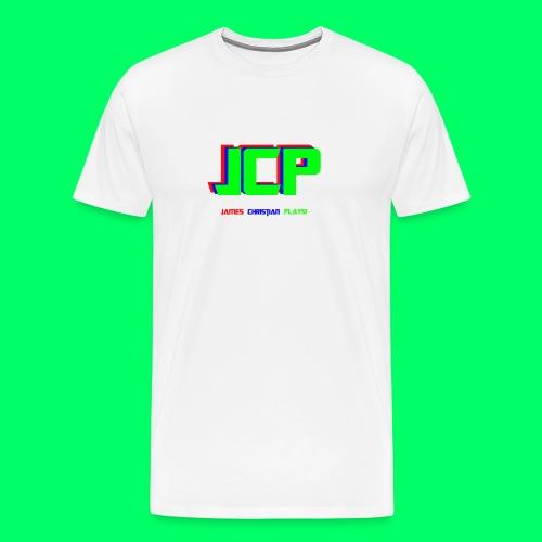 James Christian Plays! Original Set - Men's Premium T-Shirt