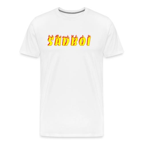 sadboiflames - Men's Premium T-Shirt