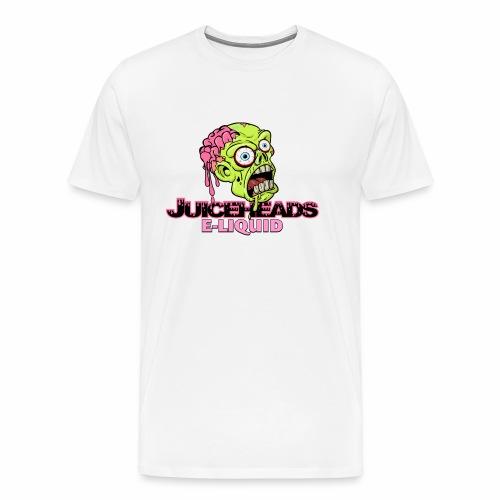 Juiceheads e-Liquid Logo - Men's Premium T-Shirt