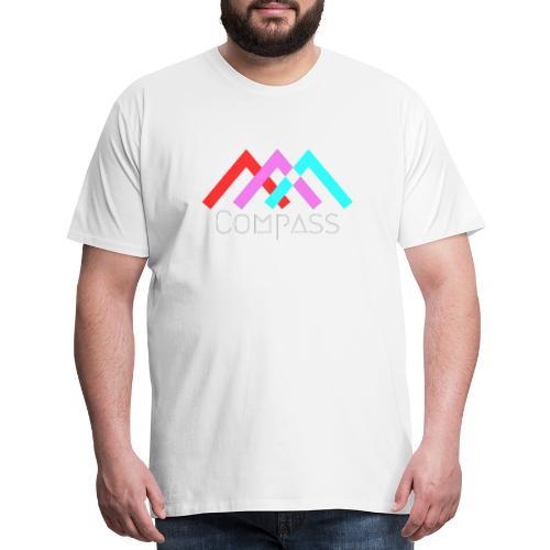 Compass - Men's Premium T-Shirt