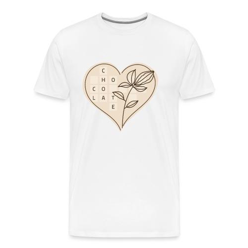 Chocolate Love - Men's Premium T-Shirt