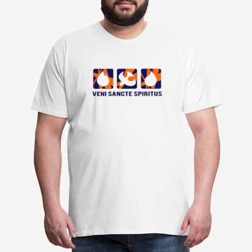 VENI SANCTE SPIRITUS - Men's Premium T-Shirt