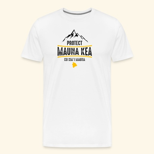 Mauna Kea - Men's Premium T-Shirt