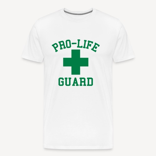 PRO LIFE GUARD - Men's Premium T-Shirt