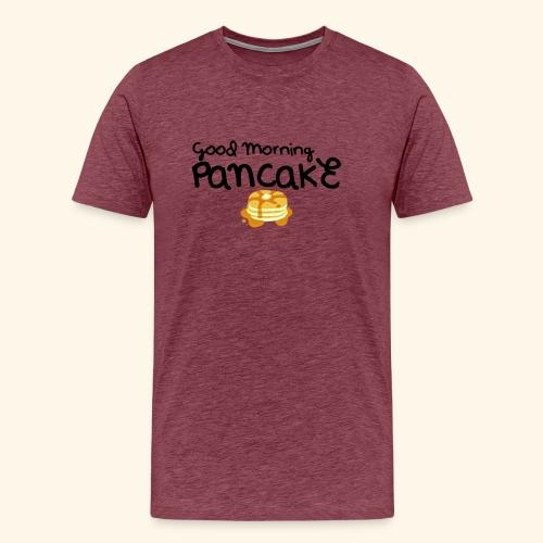 Good Morning Pancake Mug - Men's Premium T-Shirt