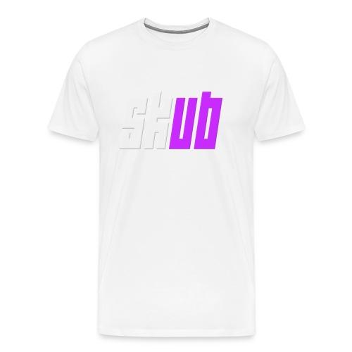 SKUB logo - Men's Premium T-Shirt