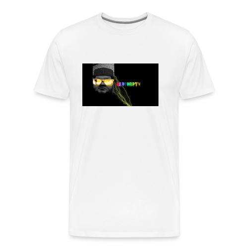 redfordtv banner - Men's Premium T-Shirt