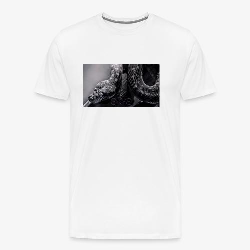 snake S - Men's Premium T-Shirt
