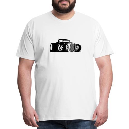 Seventies Classic American Muscle Car - Men's Premium T-Shirt