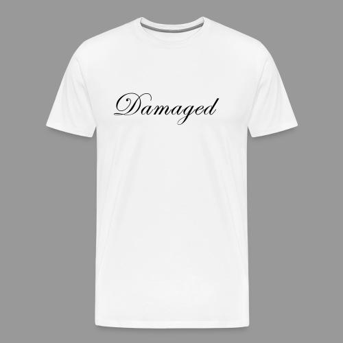 Damaged - Men's Premium T-Shirt