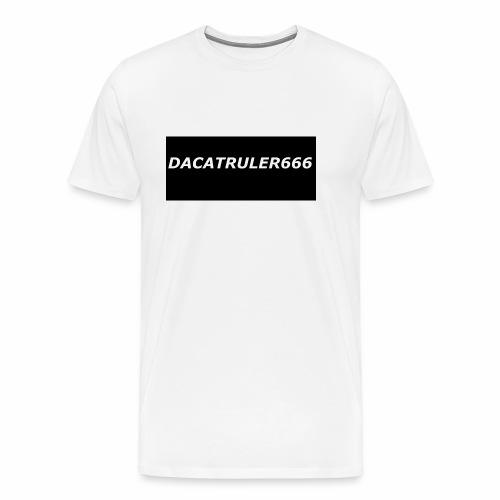 DaCatRuler666 1'st merch set - Men's Premium T-Shirt