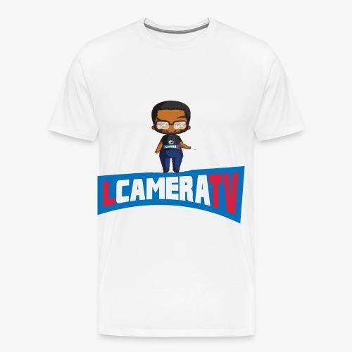 Chibi LCameraTV - Men's Premium T-Shirt
