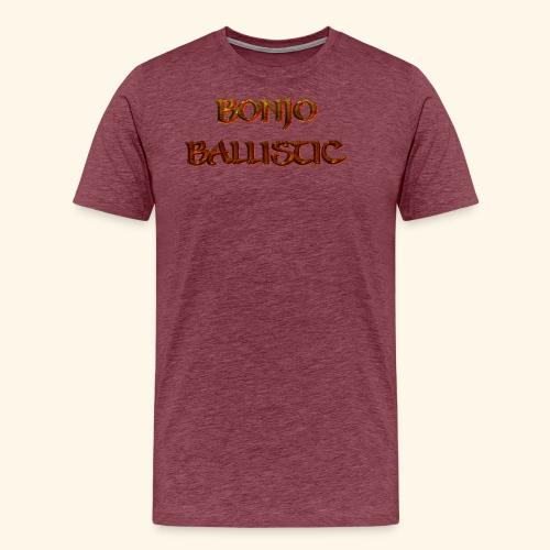 BonjoBallistic - Men's Premium T-Shirt