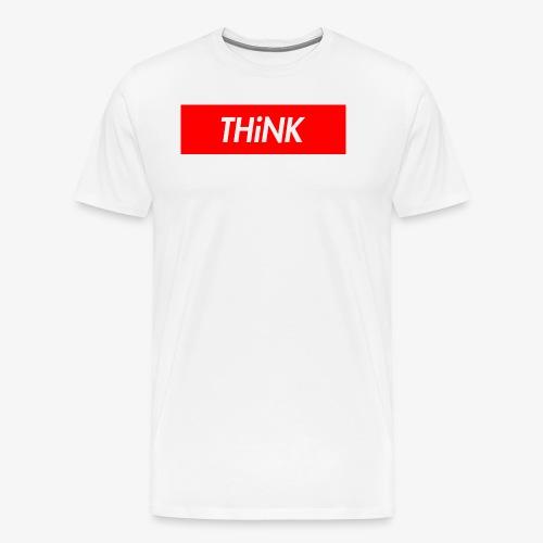 THiNK Supreme - Men's Premium T-Shirt