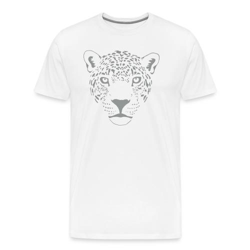 jaguar cougar cat puma panther leopard cheetah - Men's Premium T-Shirt