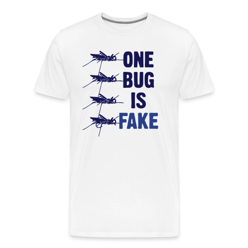 Fly Fishing Hopper - Men's Premium T-Shirt