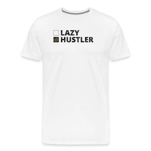 Hustle Mode - Men's Premium T-Shirt