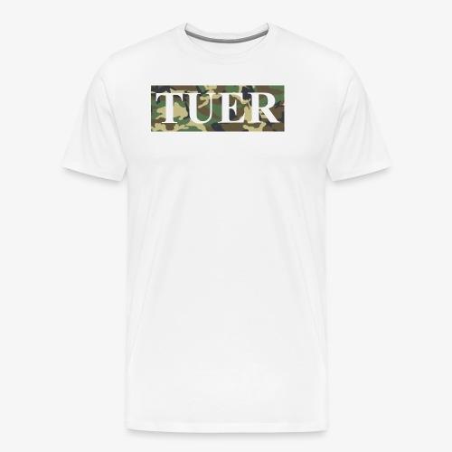 Tuer camo - Men's Premium T-Shirt