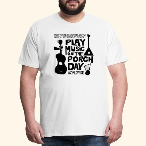 FINALPMOTPD_SHIRT1 - Men's Premium T-Shirt