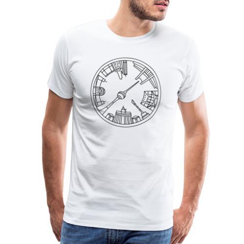 Berlin emblem - Men's Premium T-Shirt