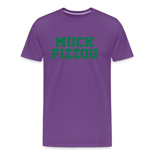 baylor muck fizzou - Men's Premium T-Shirt