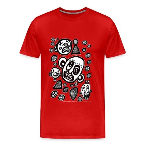 We re A Happy Family - Men's Premium T-Shirt
