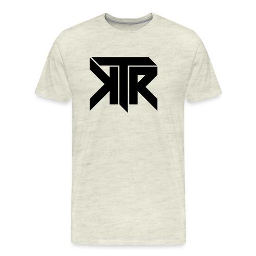 KTR Logo Black - Men's Premium T-Shirt