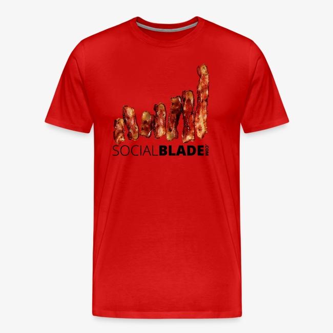 Bacon a la Social Blade