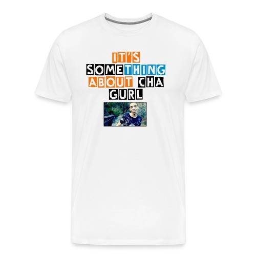 adjusted somethinggurl - Men's Premium T-Shirt