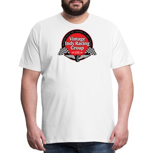 VIRG ShirtLOGO LC png - Men's Premium T-Shirt