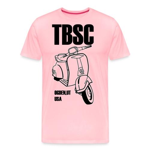 TBSC CLASSIC TP HR - Men's Premium T-Shirt