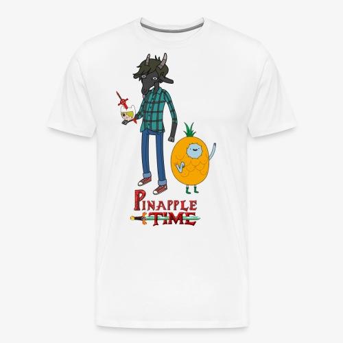 Pinapple Time Inside Joke T-Shirt - Men's Premium T-Shirt